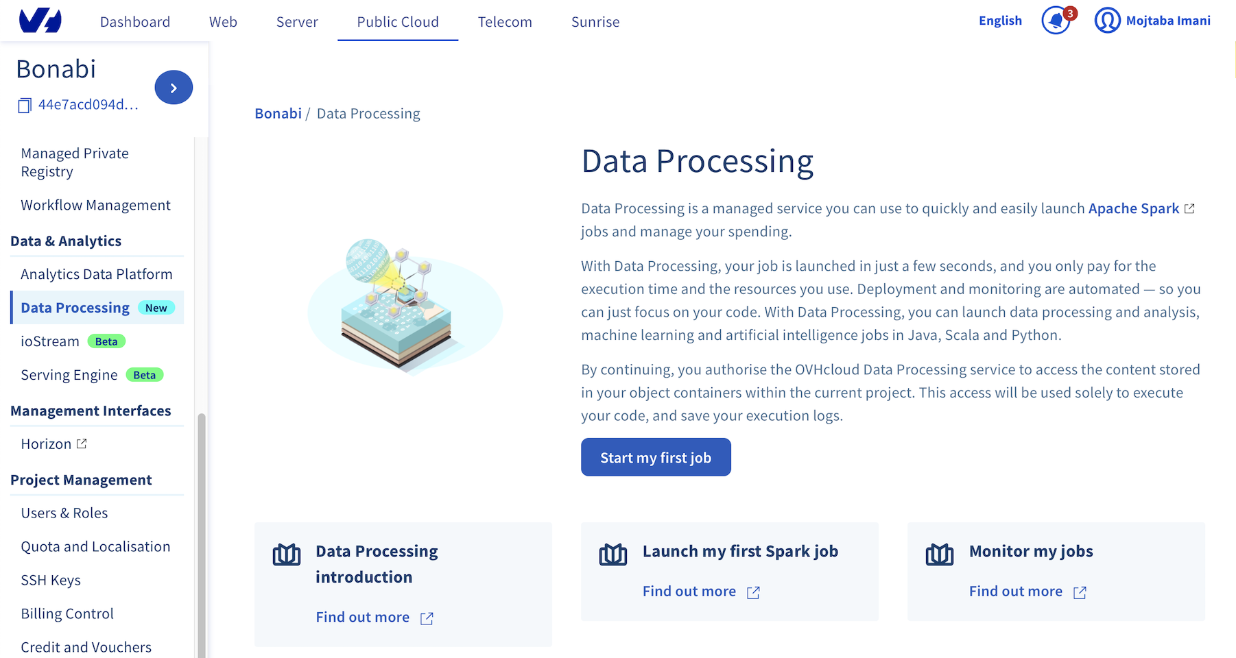 Data Processing Contract