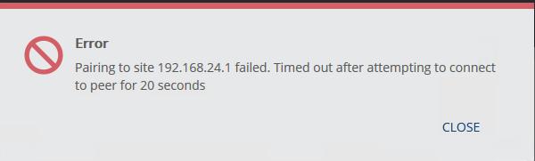 Zerto VPN