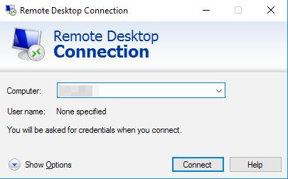Windows Remote