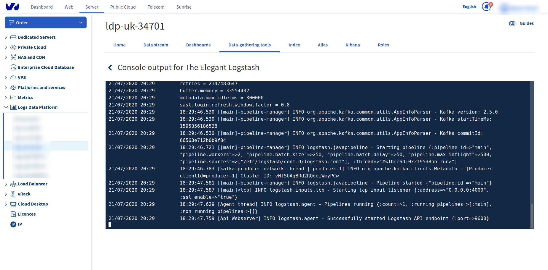 All you have to know about the Logstash Collector on Logs Data