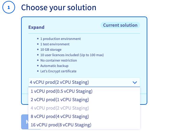 Change CPU