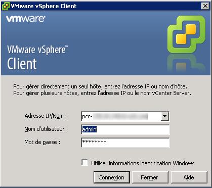 Połączenie z klientem desktopowym